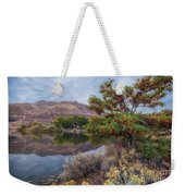 Chief Timothy Reflections Weekender Tote Bag
