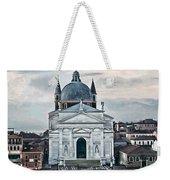 Chiesa Del Redentore Venice Weekender Tote Bag