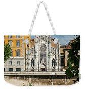 Chiesa Del Sacro Cuore Del Suffragio Weekender Tote Bag