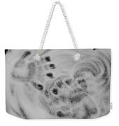 Child Hand Prints Weekender Tote Bag
