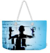 Child In A Fractured World Weekender Tote Bag