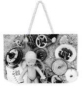 Child In Time Weekender Tote Bag by Michal Boubin