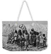 Childern Of The Danakil, Ethiopia Weekender Tote Bag