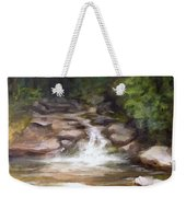 Cooling Creek Weekender Tote Bag