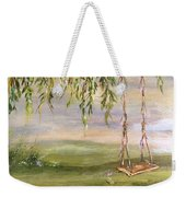 Childhood Memories Weekender Tote Bag