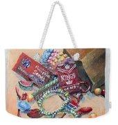 Childhood Treasure Weekender Tote Bag