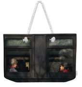 Children - Generations Weekender Tote Bag by Mike Savad