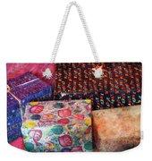 Children - Happy Birthday Weekender Tote Bag by Mike Savad