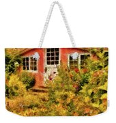 Children - The Children's Cottage Weekender Tote Bag