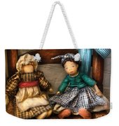 Children - Toys -  Dolls Americana  Weekender Tote Bag
