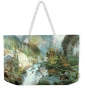 Children Of The Mountain Weekender Tote Bag
