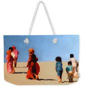 Children Of The Sinai Weekender Tote Bag