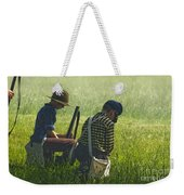 Children Of War Weekender Tote Bag