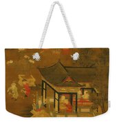 Children Playing In The Palace Garden Weekender Tote Bag