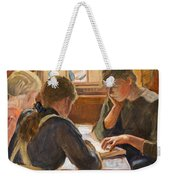 Children Reading Weekender Tote Bag