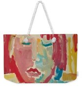 Childrens Portrait Weekender Tote Bag