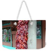 Chilies In Albuquerque Weekender Tote Bag