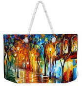 Chill Energy Weekender Tote Bag