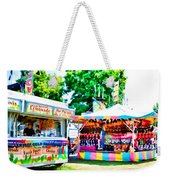 Chillersice Cold Fruit Chillers Weekender Tote Bag