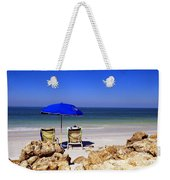 Chillin' Out Weekender Tote Bag
