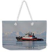 Chilly Waters Weekender Tote Bag