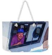 Chiloe Fisherman Weekender Tote Bag