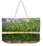 Chimney Pond Reflections 2 Weekender Tote Bag