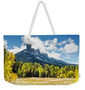 Chimney Rock Autumn Weekender Tote Bag