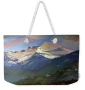 Chimney Rock Priest Lake Weekender Tote Bag