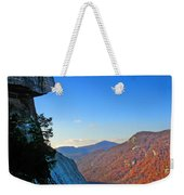 Chimney Rock  2 Weekender Tote Bag