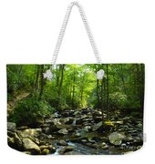 Chimney Tops Trail Weekender Tote Bag