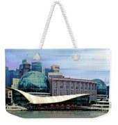 China 35 Weekender Tote Bag