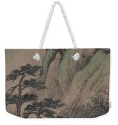 China Ancient Landscape Weekender Tote Bag