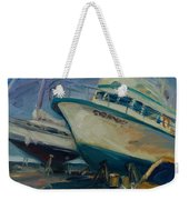 China Basin Weekender Tote Bag