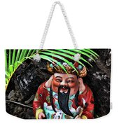 China Boat Gnome Weekender Tote Bag