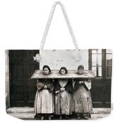 China: Punishment, 1907 Weekender Tote Bag