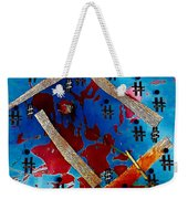 China Touch Weekender Tote Bag