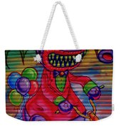 Chinatown Art Weekender Tote Bag