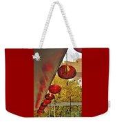 Chinatown - Chinese Lanterns Weekender Tote Bag