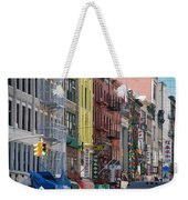 Chinatown Walk Ups Weekender Tote Bag