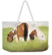 Chincoteague Ponies Weekender Tote Bag