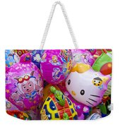 Chinese Balloons Weekender Tote Bag
