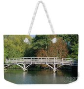 Chinese Bridge Over The River Weekender Tote Bag