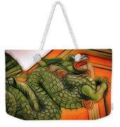 Chinese Dragon Art Weekender Tote Bag