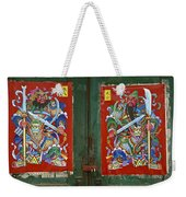 Chinese Guardians Weekender Tote Bag