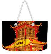 Chinese Lantern Festival British Columbia Canada 8 Weekender Tote Bag