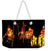 Chinese Lantern Festival British Columbia Canada 9 Weekender Tote Bag