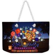 Chinese Lantern Festival Weekender Tote Bag