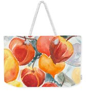 Chinese Lanterns - Symbol Of Friendship Weekender Tote Bag