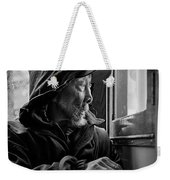 Chinese Man Weekender Tote Bag